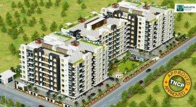 Gallery Cover Image of 625 Sq.ft 1 BHK Apartment for buy in Barjatya Group Pearl Galaxy, Bhicholi Mardana for 1600000