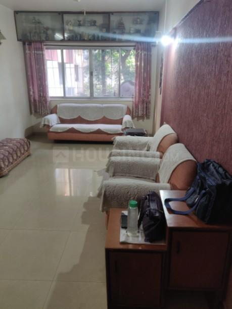 Living Room Image of 1080 Sq.ft 2 BHK Apartment for rent in Bibwewadi for 19000