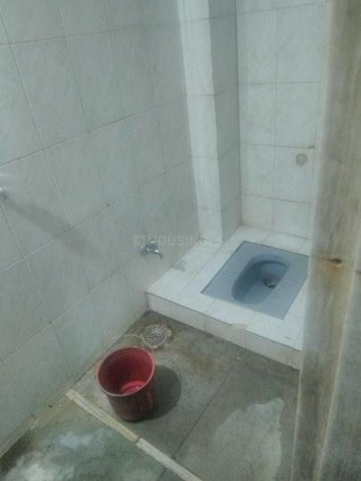 Bathroom Image of 350 Sq.ft 1 RK Independent Floor for rent in Airoli for 10000