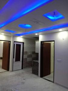 Gallery Cover Image of 450 Sq.ft 1 BHK Independent Floor for buy in Burari for 1600000