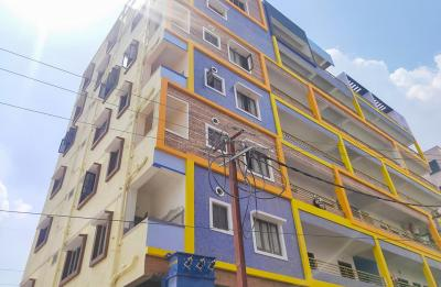 Gallery Cover Image of 800 Sq.ft 2 BHK Apartment for rent in Kukatpally for 18500