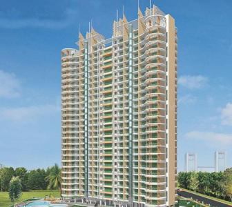 Gallery Cover Image of 1950 Sq.ft 3 BHK Apartment for buy in Metro Tulsi Sagar, Nerul for 31000000