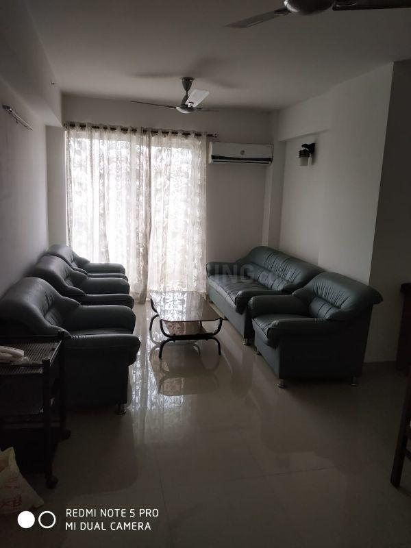 Living Room Image of 1930 Sq.ft 3 BHK Apartment for rent in Sector 86 for 27000
