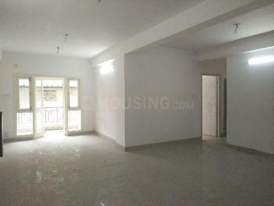 Gallery Cover Image of 1465 Sq.ft 3 BHK Apartment for rent in Space Clubtown Gardens, Ariadaha for 18000