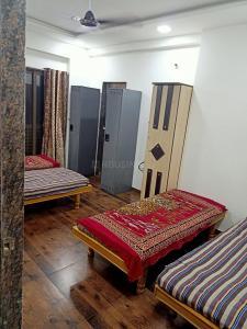 Bedroom Image of Gj Ashapura PG Service in Khokhra