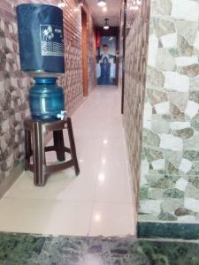 Bathroom Image of Zolostay in Sector 7 Dwarka