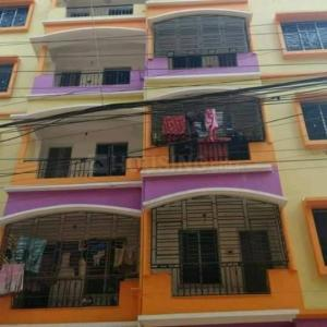 Gallery Cover Image of 600 Sq.ft 2 BHK Apartment for rent in Rajarhat for 6500