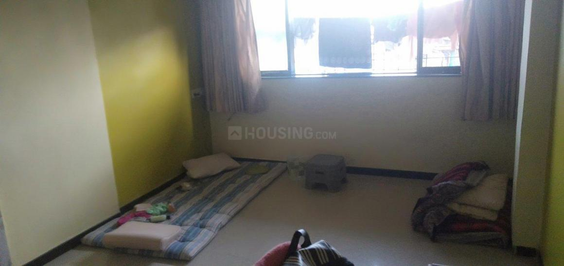Living Room Image of 300 Sq.ft 1 BHK Apartment for rent in Andheri East for 8500