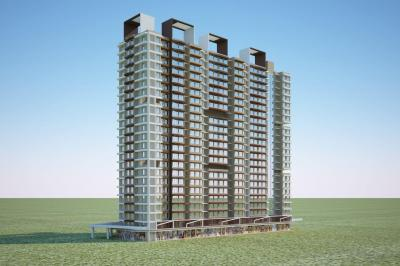Gallery Cover Image of 515 Sq.ft 1 BHK Apartment for buy in Shraddha Evoque, Bhandup West for 6000000