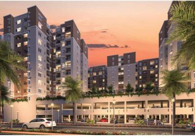 Gallery Cover Image of 1100 Sq.ft 3 BHK Apartment for buy in Thirumalashettyhally for 5699000