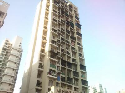 Gallery Cover Image of 1110 Sq.ft 2 BHK Apartment for rent in Kharghar for 17000