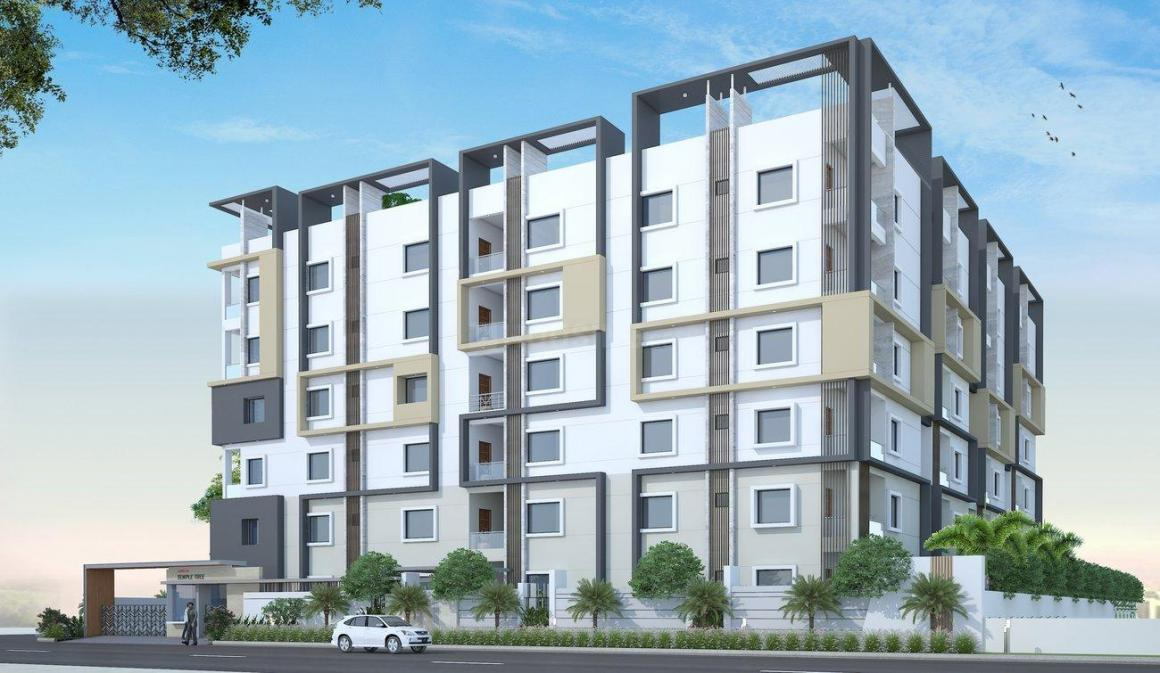 Building Image of 1755 Sq.ft 3 BHK Apartment for buy in LB Nagar for 12600000