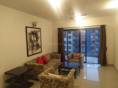 Gallery Cover Image of 1750 Sq.ft 2 BHK Apartment for rent in Clover Acropolis, Viman Nagar for 50000