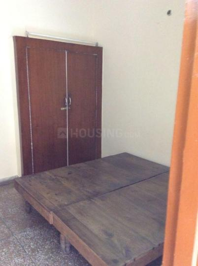 Bedroom Image of 300 Sq.ft 1 RK Apartment for rent in Sector 14 for 15000