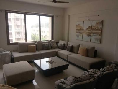 Gallery Cover Image of 2200 Sq.ft 4 BHK Apartment for rent in Science City for 45000