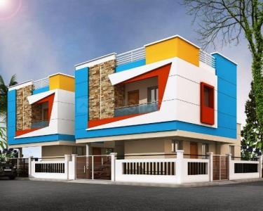 Gallery Cover Image of 1450 Sq.ft 3 BHK Independent House for rent in Urapakkam for 15000
