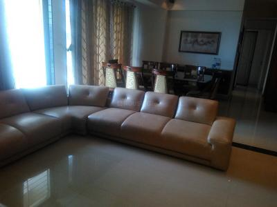 Gallery Cover Image of 1600 Sq.ft 3 BHK Apartment for rent in Seawoods for 90000