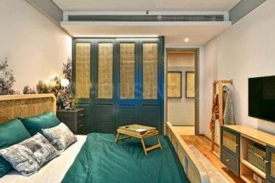 Bedroom Image of 2000 Sq.ft 3 BHK Apartment for rent in Rustomjee Seasons, Bandra East for 150000