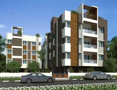Gallery Cover Image of 873 Sq.ft 2 BHK Apartment for buy in Gopalapuram for 9800000