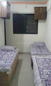 Bedroom Image of Moti Enterprises PG in Ghansoli