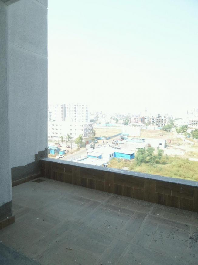 Living Room Image of 950 Sq.ft 2 BHK Apartment for rent in Wagholi for 8000