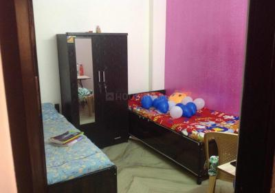 Bedroom Image of Pooja Girls PG in Laxmi Nagar