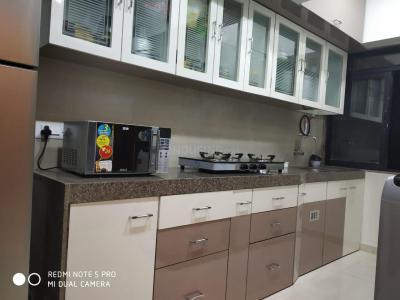 Kitchen Image of 3bhk Fully Furnished Flat Jvlr Road Jogeshwari East in Jogeshwari East