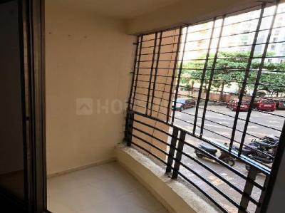 Gallery Cover Image of 630 Sq.ft 1 BHK Apartment for rent in Durga Residency, Mira Road East for 13500