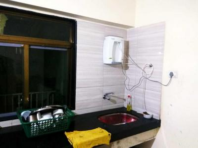 Kitchen Image of Jhanvi in Thane West