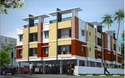 Gallery Cover Image of 1278 Sq.ft 3 BHK Apartment for buy in Madipakkam for 6600000