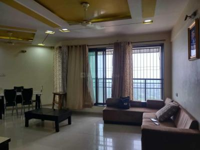 Gallery Cover Image of 980 Sq.ft 2 BHK Apartment for rent in City Of Joy Complex, Mulund West for 40000