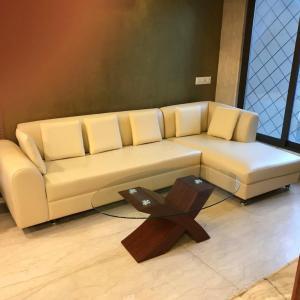 Hall Image of 3bhk Fully Furnished Flat Jvlr Road Jogeshwari East in Jogeshwari East