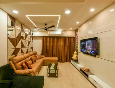 Gallery Cover Image of 1192 Sq.ft 2 BHK Apartment for rent in Vikhroli East for 70000