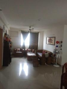 Gallery Cover Image of 2000 Sq.ft 3 BHK Apartment for rent in DLF New Town Heights, New Town for 28000