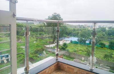 Balcony Image of Royal Hills #401 in Bavdhan