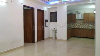 Gallery Cover Image of 1000 Sq.ft 2 BHK Apartment for rent in Saket for 17000