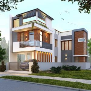 Gallery Cover Image of 1650 Sq.ft 3 BHK Independent House for buy in Kovilambakkam for 9000000