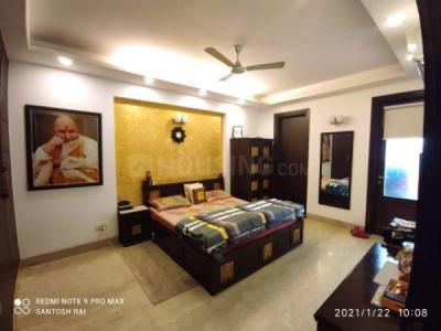 Gallery Cover Image of 2000 Sq.ft 3 BHK Independent Floor for rent in Green Park for 70000