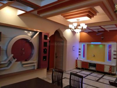 Gallery Cover Image of 1280 Sq.ft 3 BHK Independent House for rent in Marathahalli for 22000