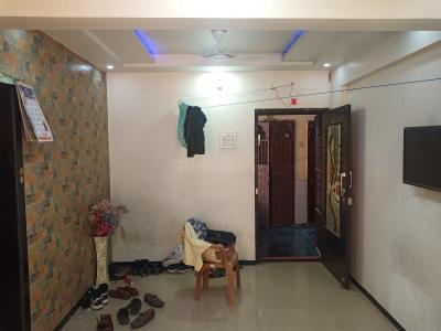 Gallery Cover Image of 900 Sq.ft 2 BHK Apartment for rent in Kopar Khairane for 30000