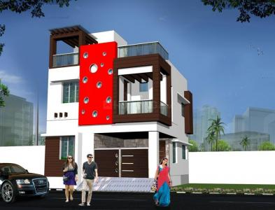 Gallery Cover Image of 1500 Sq.ft 3 BHK Independent House for buy in Kolathur for 6700000