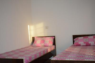Bedroom Image of Dheeraj Paying Guest in Sector 82