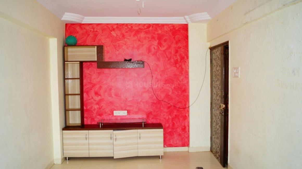Living Room Image of 555 Sq.ft 1 BHK Apartment for rent in Kalyan West for 8500