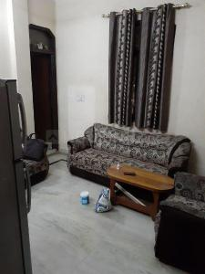 Gallery Cover Image of 550 Sq.ft 1 BHK Independent Floor for rent in Alaknanda for 17000
