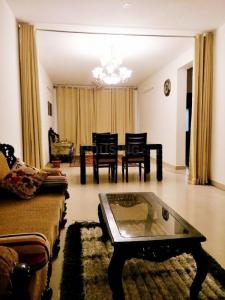 Gallery Cover Image of 1800 Sq.ft 3 BHK Apartment for rent in Bandlaguda Jagir for 23500