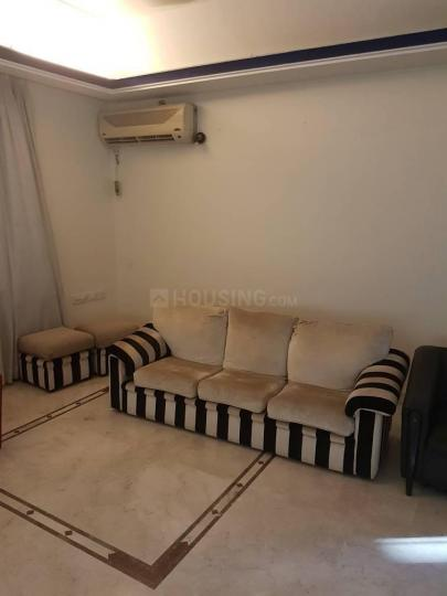 Living Room Image of 5000 Sq.ft 4 BHK Independent House for rent in Goregaon East for 200000