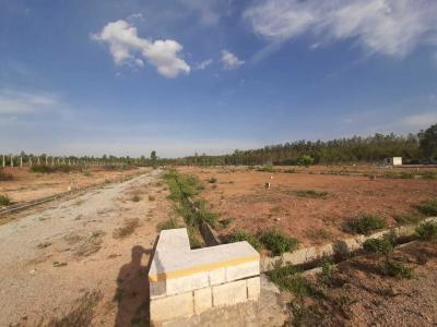 Gallery Cover Image of 1200 Sq.ft Residential Plot for buy in Hoodi for 1980000