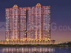 Gallery Cover Image of 1083 Sq.ft 2 BHK Apartment for buy in Arihant Clan Aalishan Phase 1, Kharghar for 8470000