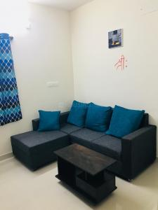 Living Room Image of Premium 1 Bhk Co-living in BTM Layout