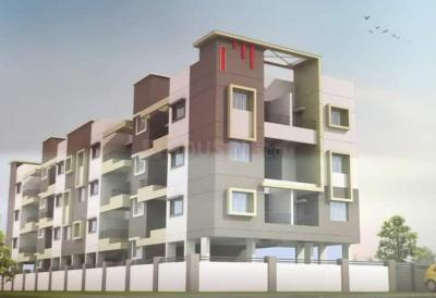 Gallery Cover Image of 645 Sq.ft 1 BHK Apartment for buy in Tathawade for 3500000